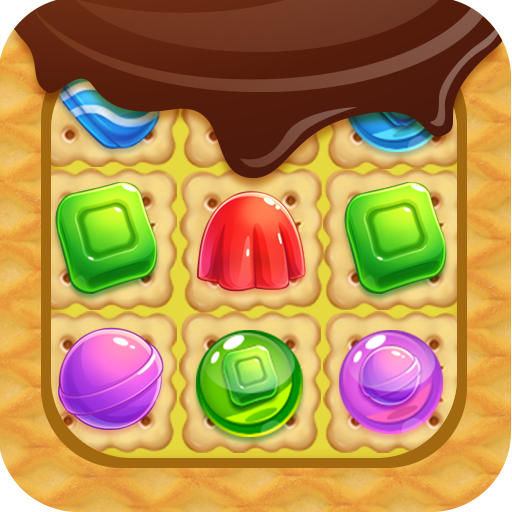 Cookies Smash:Candy Match 3