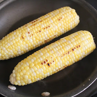 Mexican Street-Style Sweet Corn.
