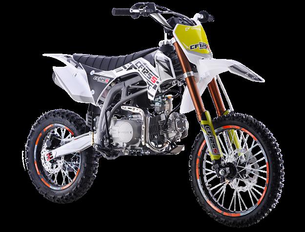 125cc CFs Crossfire Pit Bike Big Wheel