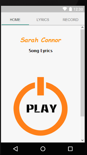 Sarah Connor Lyrics