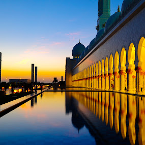by Jbern Eugenio - Buildings & Architecture Public & Historical ( garyfonglandscapes, mosque, architectural, structural, holiday photo contest, photocontest, design )