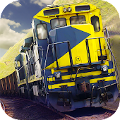 American Train Driving Simulator
