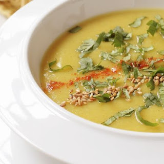 Curried Parsnip Soup
