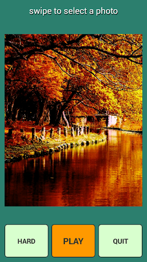 秋のパズル