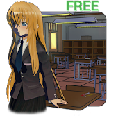 Anime School 3D Live Wallpaper Free
