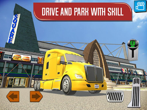 Delivery Truck Driver Simulator  screenshots 13