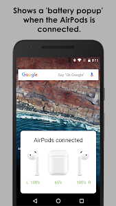 AirBuds Popup Free - airpod battery app v2.1.190128 free (AdFree)