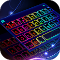 Led Neon Color Keyboard Theme icon