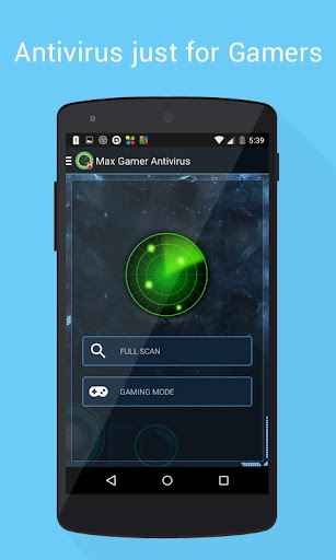MAX GAMER ANTIVIRUS for Gamers