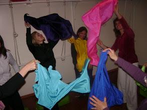 Photo: Terapia de  Sonido, Color y Movimiento