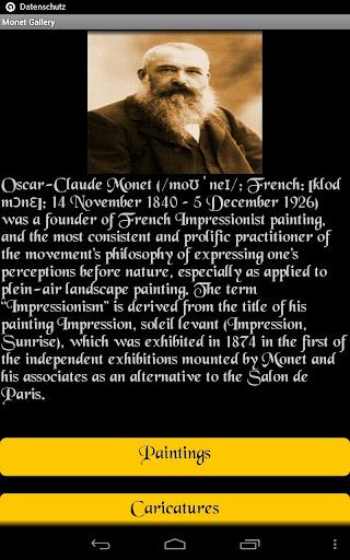 Monet Gallery