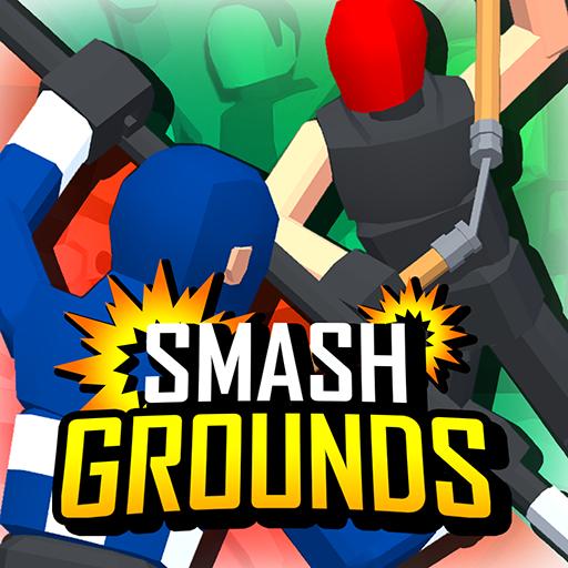 SmashGrounds.io: Ragdoll Epic Gang Of Beast Battle