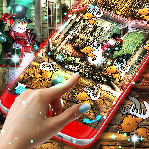 Live Wallpaper Reindeer (app)