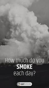 Quit Smoking Watch Face Screenshot 1