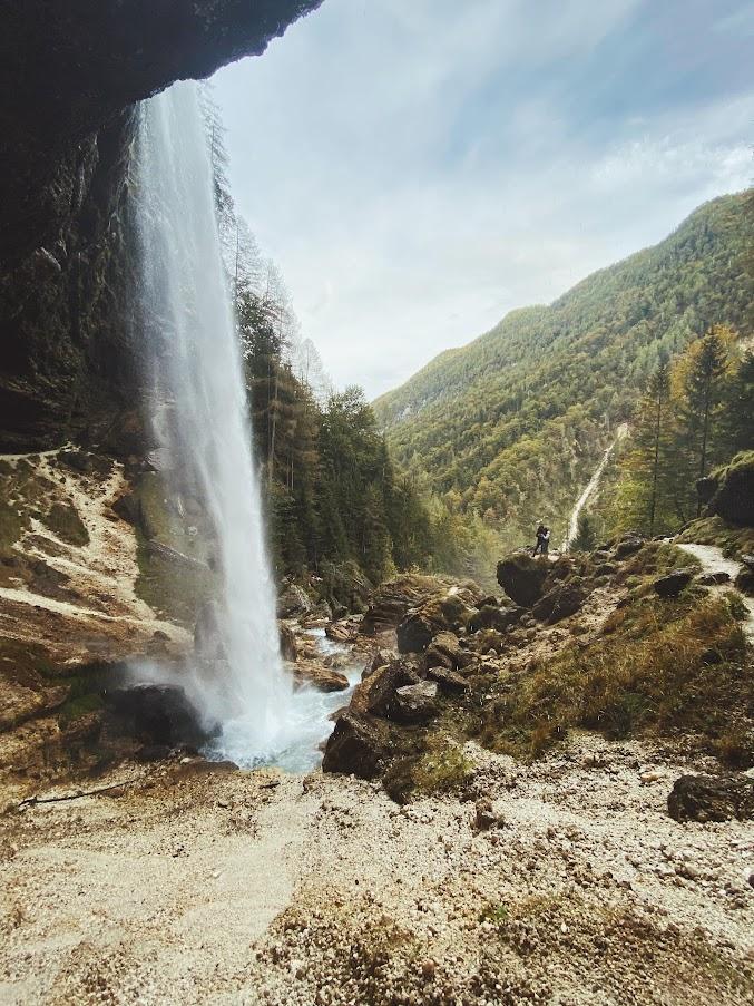 Vodopády Peričnik