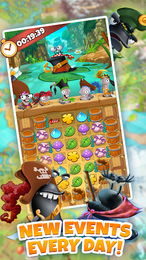 Best Fiends - Puzzle Adventure screenshot 14
