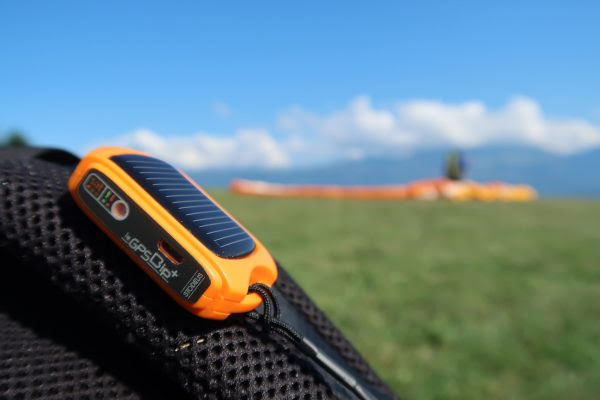 LebipBip GPS Solar Audio vario