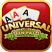 Universal Teen Patti – Indian Poker Game 0.91 APK MOD