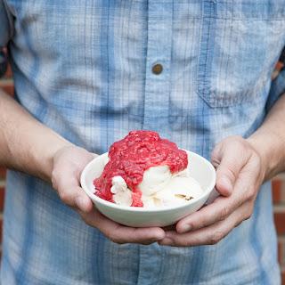Raspberry Rhubarb Compote Recipe