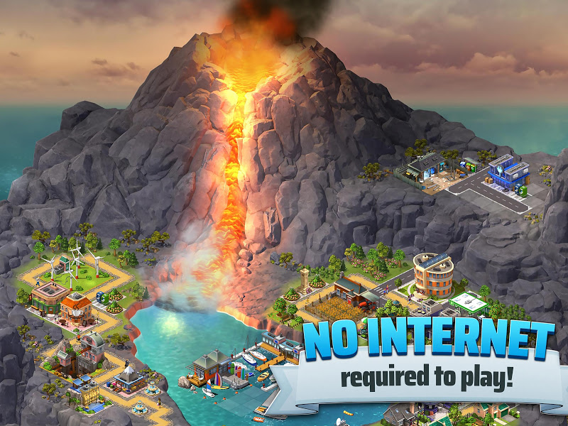 City Island 5 - Tycoon Building Simulation Offline Screenshot 9