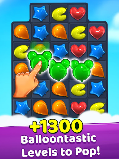 Balloon Paradise - Free Match 3 Puzzle Game 3.7.0 screenshots 7