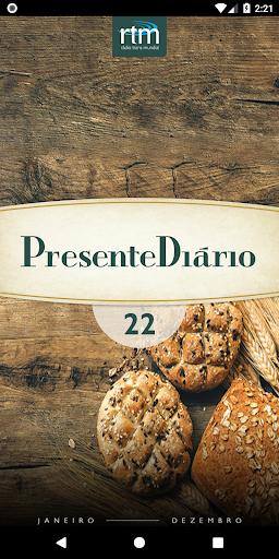 Screenshot for Presente Diário 22 in Hong Kong Play Store
