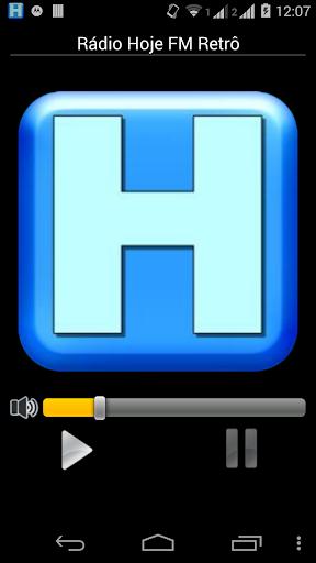Rádio Hoje FM Retrô