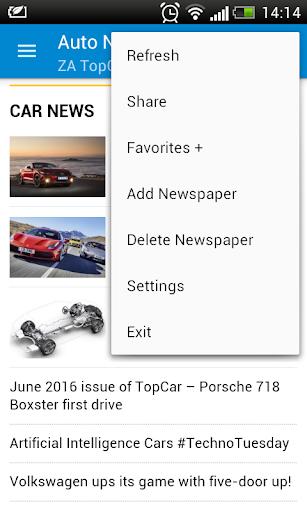 玩免費遊戲APP|下載Auto News app不用錢|硬是要APP