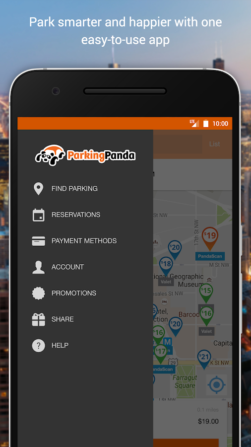 Parking Panda- screenshot