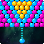 Bubble Shooter Black