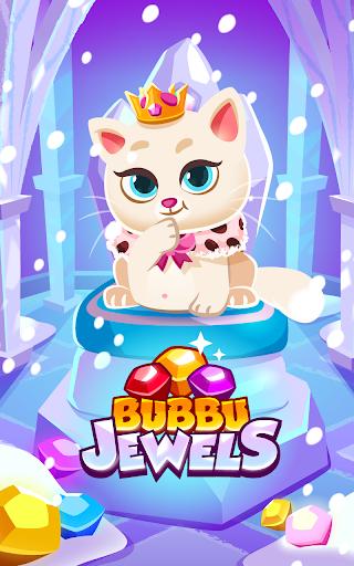 Bubbu Jewels - Merge Puzzle  screenshots 9