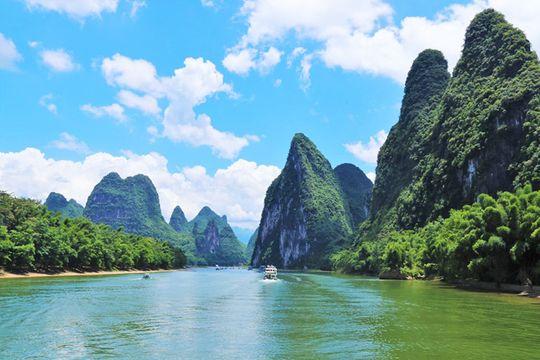 China Li River