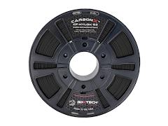 3DXTech CarbonX Carbon Fiber Nylon 6 3D Printing Filament - 1.75mm (0.5kg)