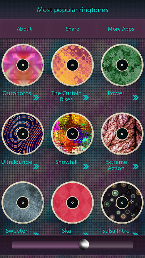 Most Popular Ringtones- screenshot