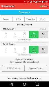 Alarmin screenshot 0