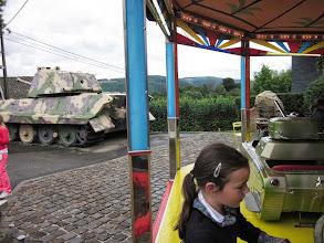 Photo: Tiger Tank at La Gleize