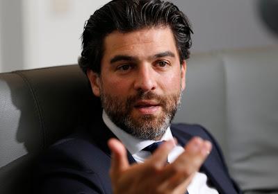 🎥 Voorzitter Belgische voetbalbond Mehdi Bayat riskeert stadionverbod na ontluisterende taferelen