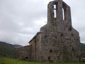 Photo: Sant Bartomeu de Pincaro. chapelle de l'époque Romane Primitive