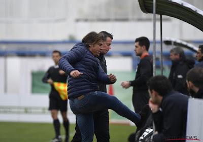 Ricardo Sa Pinto maakt niet al te veel vrienden bij Standard momenteel