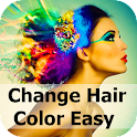 Changing Hair Color Easy Make icon