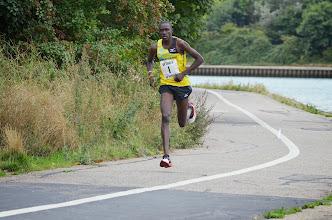 Photo: Boniface Kiprop won in 23:50