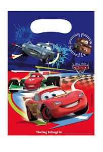 Cars, kalaspåsar