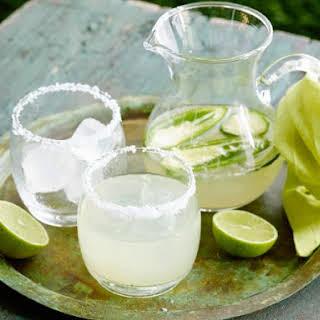 Cucumber Jalapeno Margarita.
