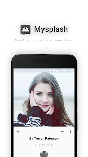 Mysplash-photography&wallpaper- screenshot thumbnail