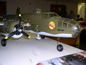 Photo: B-25 Close Up