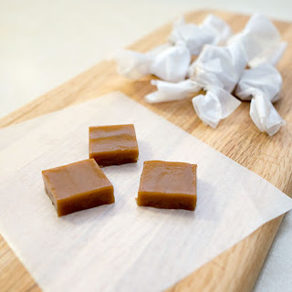 Soft Salted-Butter Caramels
