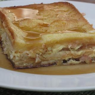 Baked Monte Cristo