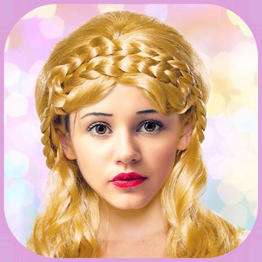 Princess Camera Icon