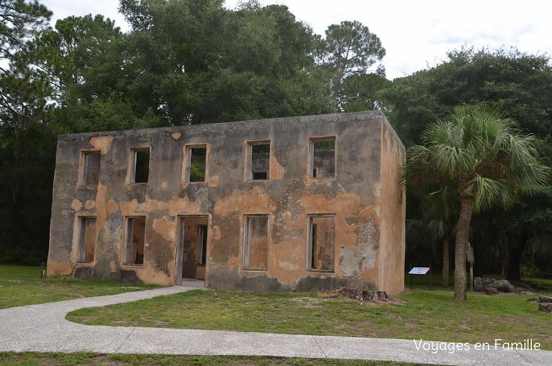 Horton house - Jekyll island