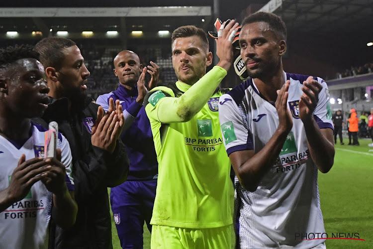 "Isaac Kiese Thelin: ""J'ai encore un an de contrat à Anderlecht, mais..."""